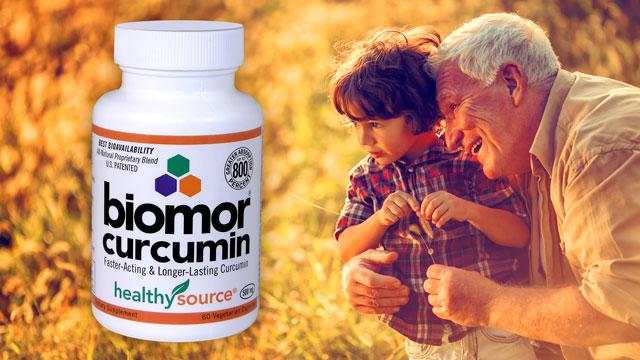 BIOMOR Curcumin Curcumin has been extensively tested in clinical trials at academic institutions worldwide.