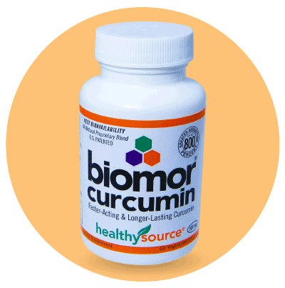 Use Google to search for the most useful information about BIOMOR Curcumin and relief from inflammation pain.